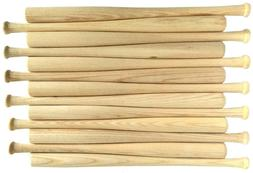 13 baseball bat halves to make American flag or headboard. 3