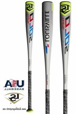 2019 Louisville Slugger Solo Speed 619  USA Baseball Bat: WT