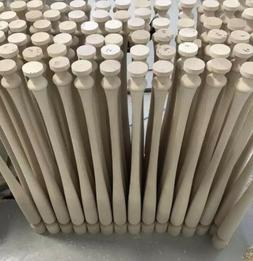 "4-32"" CRAFT QUALITY Wooden Blem Baseball Bats"