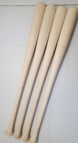 "4 33"" Wood Baseball Maple Blem Bats"