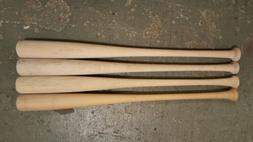 4 34 wood baseball maple blem bats