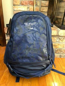 Nike Mike Trout Vapor Printed Backpack-Navy/Wht-Adult Unisex