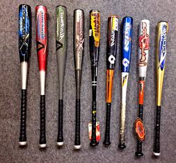 Akadema Demarini Easton Rawlings Worth BESR  Baseball Bats