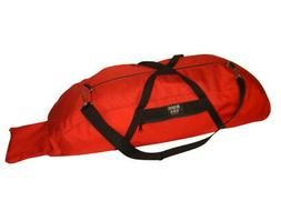 Baseball bag standard size holds 2 bats outside pocket Cordu
