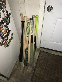 baseball bats game ready blem bats maple