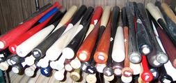 Baseball Bats  Maple, Ash, Birch - SELECT LENGTHS YOU NEED