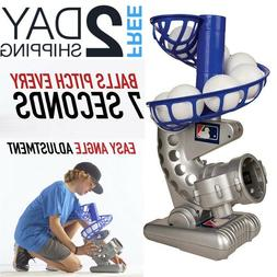 baseball pitching machine automatic launcher kids training