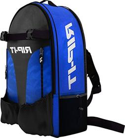 RIP-IT Baseball/Softball Bat Backpack - Royal