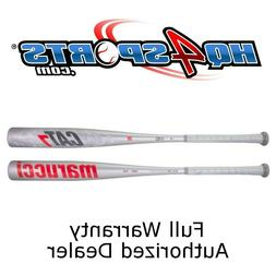 "2021 Marucci CAT7 Silver -3 31""/28oz BBCOR Adult Baseball Ba"