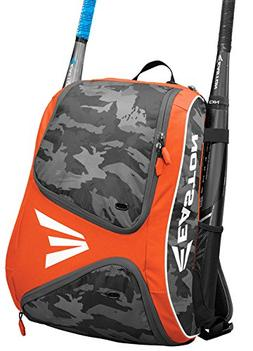 Easton E110BP Orange / Camo Bat Pack Backpack Equipment Bag