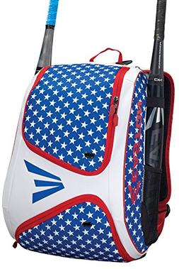 Easton E110BP Stars & Stripes Bat Pack Backpack Equipment Ba