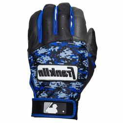 Franklin Sports MLB Digitek Batting Gloves superior grip bas