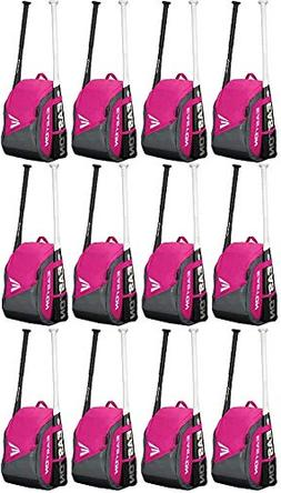 Easton Game Ready Youth Baseball Backpack, Pink