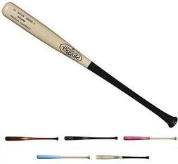 Louisville Slugger Genuine Hard Maple Wood Baseball Bat Vari