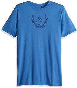 adidas Golf Graphic T-Shirt, Trace Royal, Large