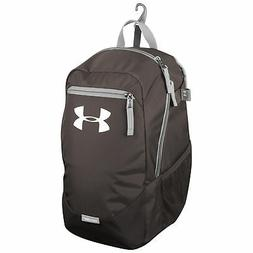Under Armour Hustle Jr. II T-Ball Backpack Bag - Black