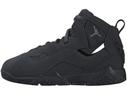 Nike Boy's Jordan True Flight Black/Dark Grey 1