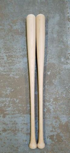 "2 33"" Wood Baseball Bats Beech 271 Model"