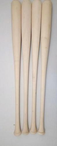 4 Wood Maple Blem Bats READY