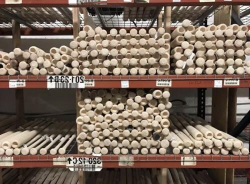33 5 wooden blem baseball bats sold