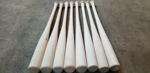 "8 28"" Wood Bats Maple"