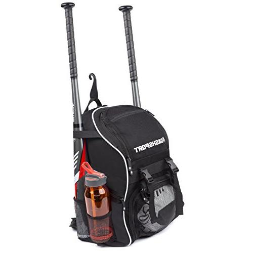 DashSport Bag Backpack Bat Bag Youth Adults Kids Softball for | Youth Bat