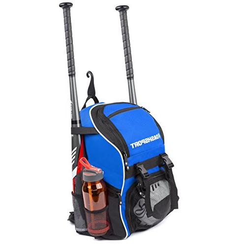 DashSport Baseball Bag Youth | Kids Softball for Girls and Boys | Youth Bat Pack