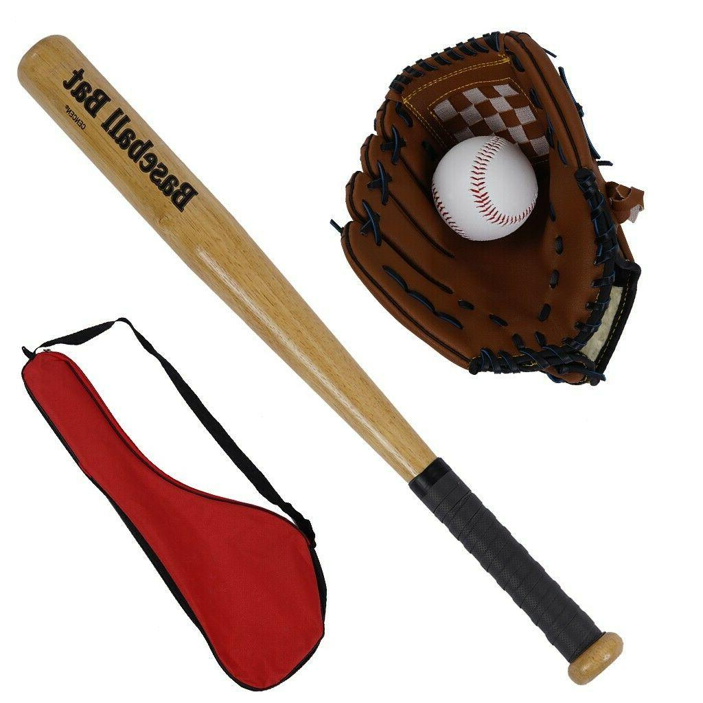 "26"" Baseball Set,Baseball Bats & Glovev Bat Alloy Kids You"