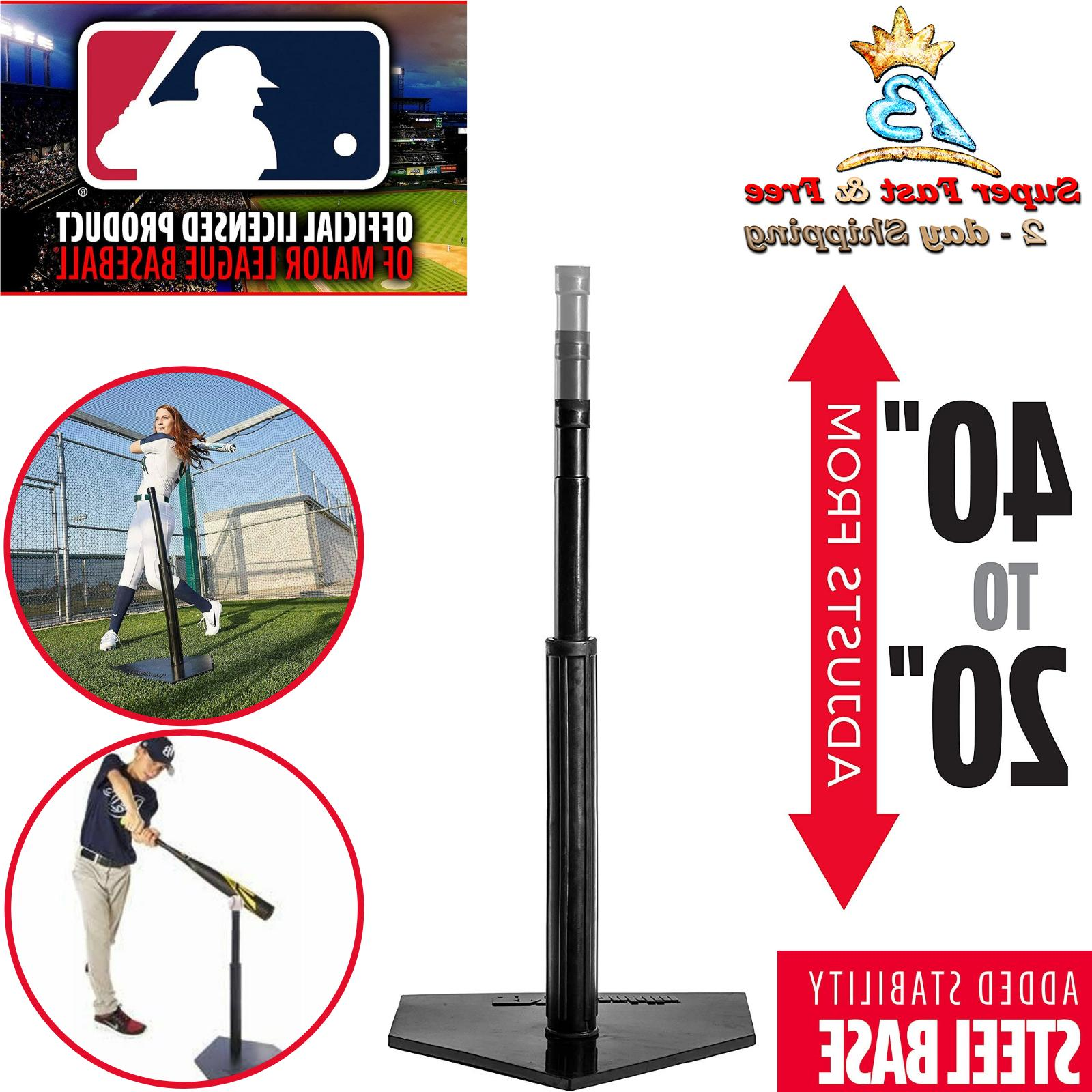 MacGregor Batting Tee Baseball Hitting Aids Training Stand T