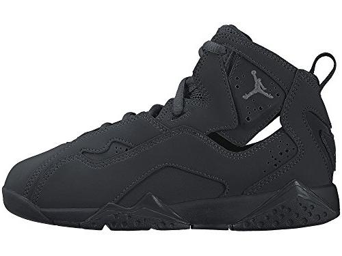 jordan flight black dark grey
