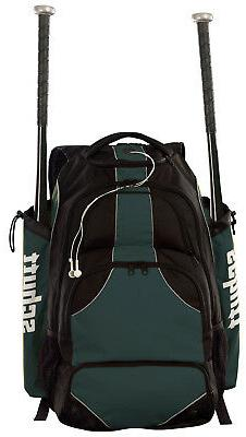 large plus travel team baseball bat pack