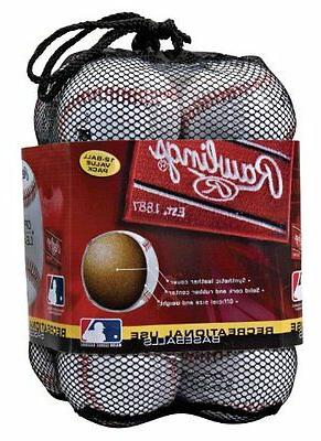 league recreational use baseballs