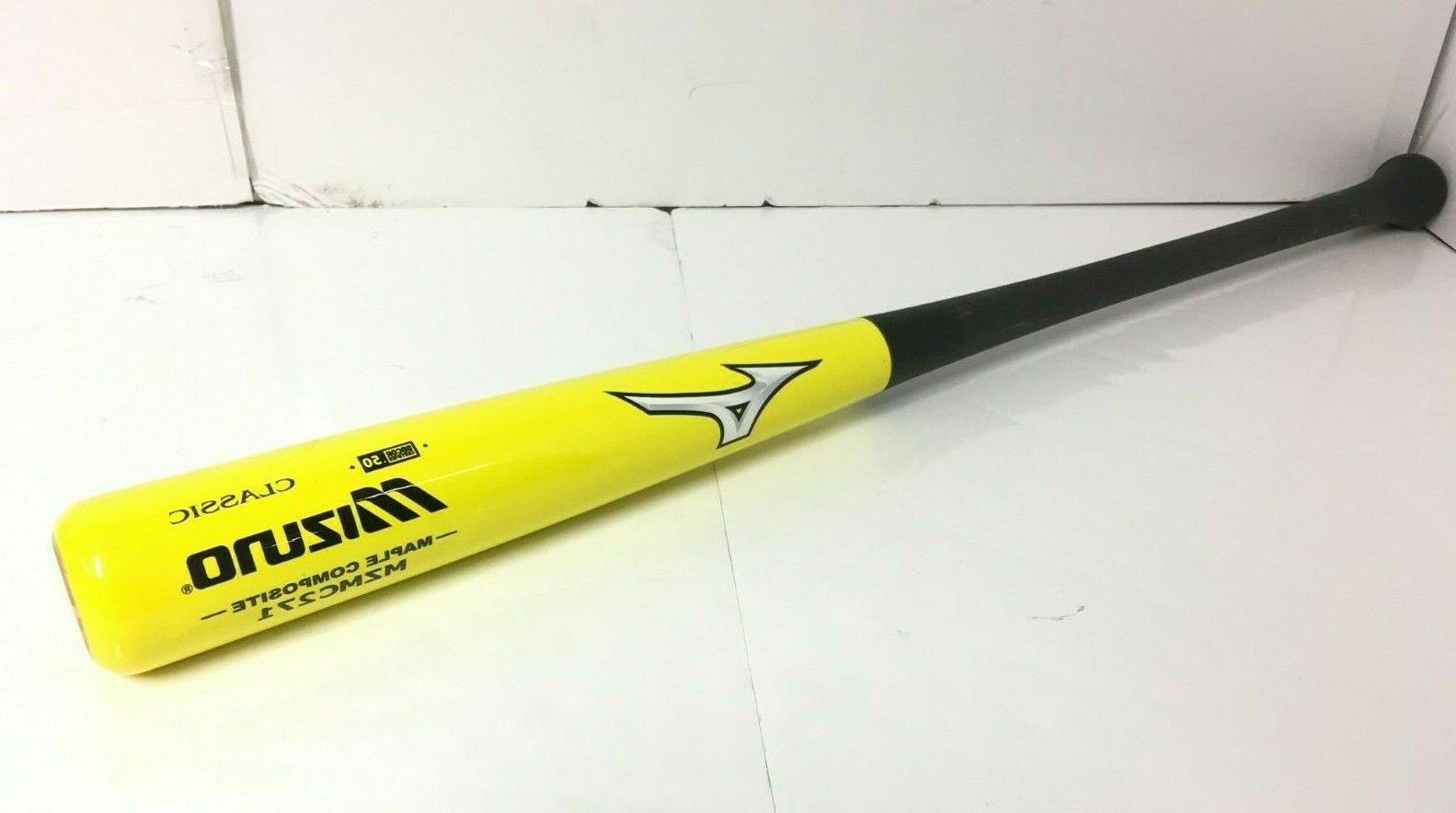 maple carbon composite wood baseball