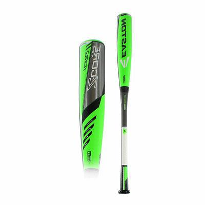New Easton Hybrid Bat Silver