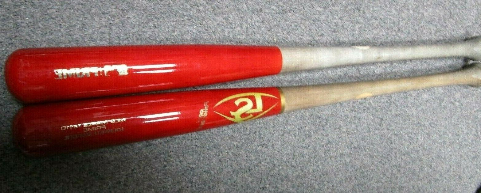 red gold 31 inch mlb prime maple