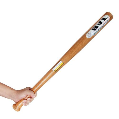 solid wood wooden baseball bat 25 29