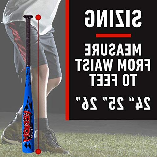 "Official Teeball Bat 25"" - Perfect Youth"