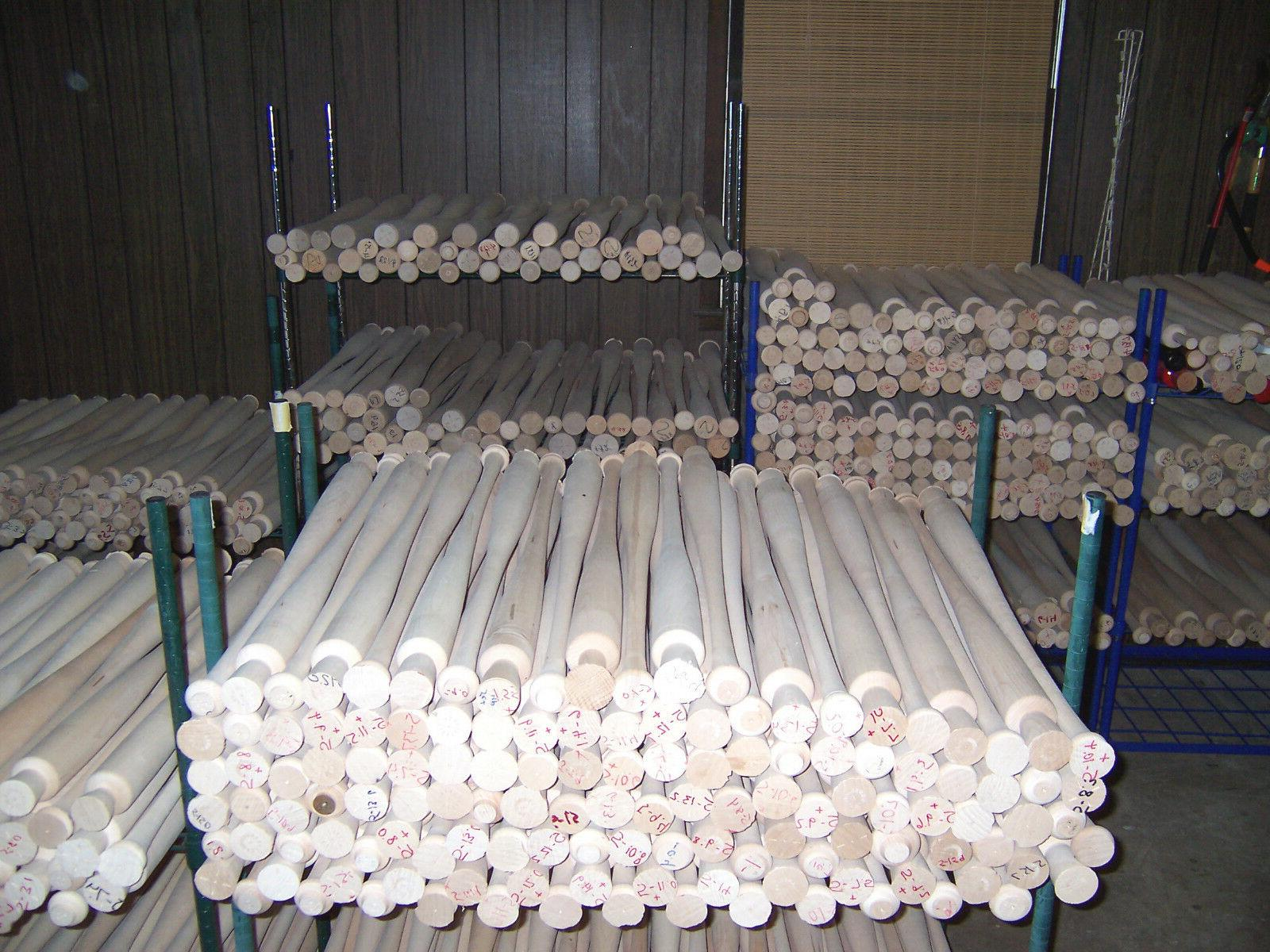 Wood Baseball Bats Maple, Ash, Birch - SELECT THE LENGTHS YOU NEED