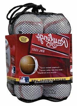 Rawlings Official League Recreational Use Baseballs, Bag of