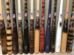 M^POWERED BASEBALL RED LABEL CUSTOM FINISHED PRO BATS BUY 1