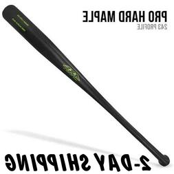 "Axe Bats Axe Bat Pro Maple 243 34"" Wood Baseball Bat Pro Map"