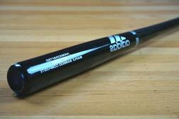 Adidas Maple Bamboo Composite Baseball Bat Handcrafted Black