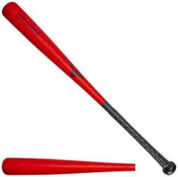 Mizuno Maple Elite Baseball Bat - MZM 62, Red Black, 32 inch