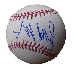 MLB Commissioner Allan Bud Selig Autographed Hand Signed Raw