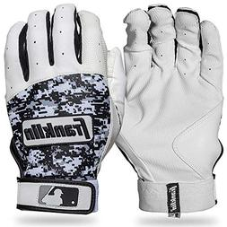 Franklin Sports MLB Adult Digitek X-Large Batting Gloves - G