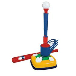 Franklin Sports MLB Super Star Batter 2-in-1 Tee and Pop-Up