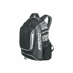 DeMarini Momentum Backpack, Charcoal Shatter