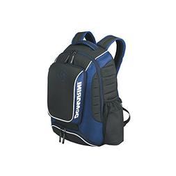 DeMarini Momentum Baseball/Softball Backpack Bag - Royal