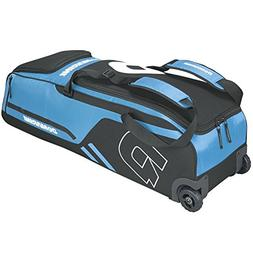 DeMarini Momentum Wheeled Bag, Victory Blue