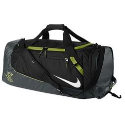 Nike Mvp Select Team Bat Duffel Bag, Blk/Anth